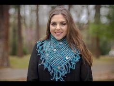 Cuello corto con cadenetas tejido a crochet 001 - YouTube