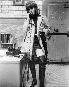 Jane Fonda - Klute (Una Squillo per l'Ispettore Klute) - 1971 - Alan J. Pakula
