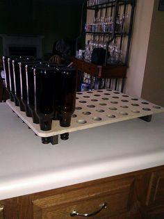 DIY Bottle Dryer - Holds 54 bottles - Home Brew Forums