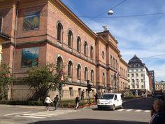 Nasjonalgalleriet in Oslo