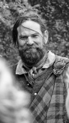Murtagh and his twinkling eyes ; )