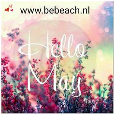 Wij hopen op veel zon deze maand! www.bebeach.nl