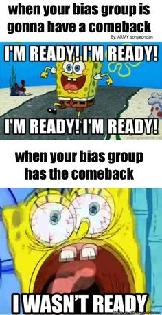 I feel like this describes exactly how sooooo many ARMYs feel right now!!! #BTS #WINGS #COMEBACK