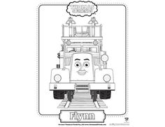 Train Thomas the tank engine Friends free online games and toys ... | 182x236