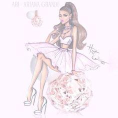 Imagem de ariana grande, ari, and pink
