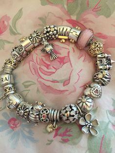 Pandora Pink Two Tone