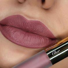 LIPPIE SWATCH 'Cher' Hydra-Matte Liquid Lipstick by Gerard Cosmetics - ✨C.A.R.O.L.I.N.E✨