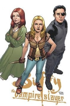 Willow, Buffy and Xander
