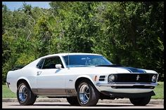 1970 Ford Mustang Fastback 302 CI, Automatic