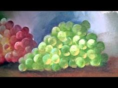 painting grapes
