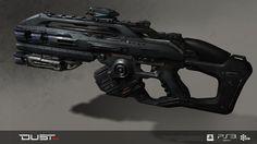 Gallente G75-VLB Assault Rifle