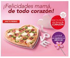 Día de la madre - Telepizza