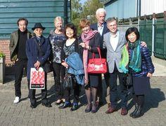 Opening bij Staphorsius met Yukio Takahashi: