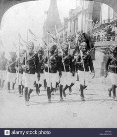 Indian Lancers, Alexandra Palace, London, 1902 Probably 10th Bengal Lancers…