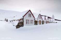 Laufás farm - #Iceland  - / -  Photo day tours and Workshops ALL year round with http://www.islandsmyndir.is  © 2015 Photos available at http://www.IceStockPhotos.com