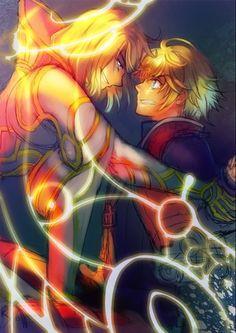 Zanza looks like Shulk. Xenoblade Chronicles Wii, B The Beginning, Xeno Series, Best Rpg, Kid Icarus, Cute Games, Super Smash Bros, Fire Emblem, Legend Of Zelda