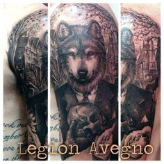 by Legion Avegno