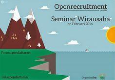 Open Recruitment Panitia Seminar Wirausaha FSI Movie Posters, Movies, Films, Film, Movie, Movie Quotes, Film Posters, Billboard