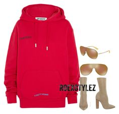 """""""-"""" by roexstylez89 ❤ liked on Polyvore featuring Off-White, adidas and Dolce&Gabbana"""
