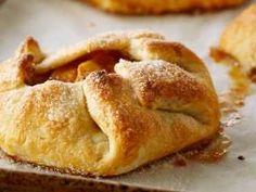 Receta:  Anna Olson/Tarta de manzana y canela