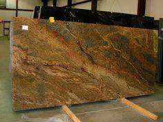 Juparana Tier Light Granite Slab 24808
