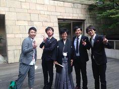 ozwspw:ちゅうえい。結婚式おめでとう