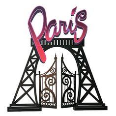 Picturesque Parisian Arch Kit-Prom Decorations