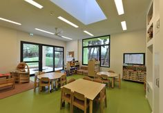 The Kindergarten of the German School of Athens / Potiropoulos D+L Architects