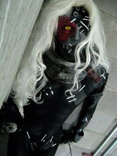 ERGO PROXY, hollly shee-it!! o.O I would have a heart attack if I saw it in the middle of night!!