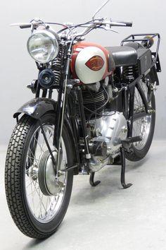 Gilera 1947 Saturno 500cc