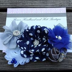 It's a BOY Grey and Navy Royal Blue Baby Feet Maternity Belly Pregnancy Wedding Baby Shower Sash Photo Prop