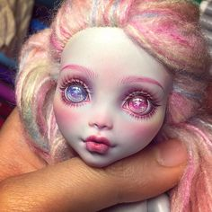 1 million+ Stunning Free Images to Use Anywhere Custom Monster High Dolls, Monster Dolls, Monster High Repaint, Custom Dolls, Doll Face Paint, Doll Painting, Bjd, Doll Crafts, Diy Doll
