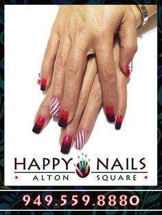 Happy Nails of Alton Irvine (happynailsofalt) on Pinterest