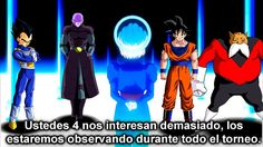DRAGON BALL SUPER- LOS CANDIDATOS PARA DIOSES DE LA DESTRUCCION