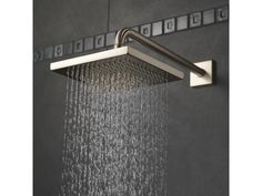 Bathroom Shower Fixtures : Bathroom Remodeling : HGTV Remodels Rain Showerhead this is awesome Bathroom Pictures, Bathroom Ideas, Bathroom Organization, Bathroom Storage, Bathroom Inspiration, Organization Ideas, Storage Ideas, Bathroom Color Schemes, Shower Fixtures