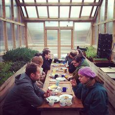 Turn Table — The Urban Garden, Helsinki