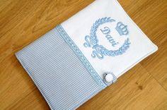 Capa de Carteirinha Davi   Atelier AnnaBella For Babies   Elo7