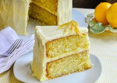 Ένα δροσιστικό lemon cake που θα σε ενθουσιάσει | tlife.gr