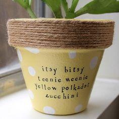 Plant puns \'n\' pots! by PlantPuns