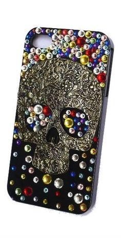 skull iphonecase. #onlineshopping #iPhone #blisslist Buy it on BlissList: https://itunes.apple.com/us/app/blisslist-easy-shopping-gifting/id667837070