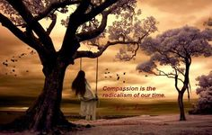 Let us practice compassion every opportunity we get. ♥ Free2Luv