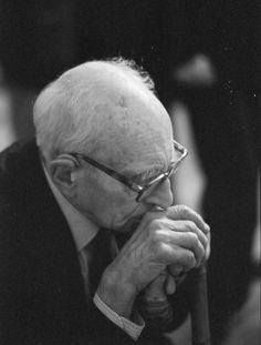 Claude Levi-Strauss, Maison de l'Amérique Latine, 2004