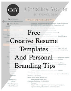 How To Make A Creative Resume And Why You Need One They Are So