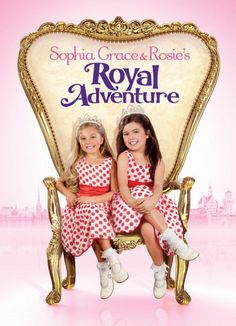 Sophia Grace and Rosie Are Now Starring in a Movie, and We've Got an Exclusive Clip