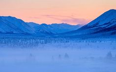 """Oymyakon in Russia is one of the coldest places on the planet. It has an extreme subarctic climate that on February 6, 1933, dropped to a temperature of −67.7 °C (−90 °F) making it a candidate for the Northern Pole of Cold (coldest place on earth). The 500 people who live there """"enjoy"""" days ranging from from 3 hours in December to 21 hours in June thanks to its northerly position. Quite bluntly, this place is brutal. Only a certain type of person can live in a place like this: Russian."""