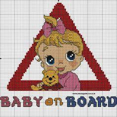 schema bimba a bordo to Make for Baby Cheyenne