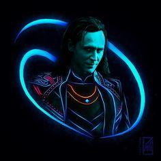 Loki - Asgardian god of mischief
