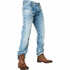 4ae92a10301d74 PTR970 CSW PME Jeans Broken Denim Bare Metal Clear Blue Sky