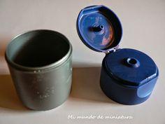 http://mimundodeminiatura.blogspot.com/ Deep fryer tutorial