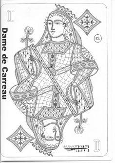 Dame de Carreau